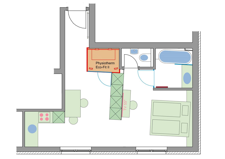 Plan Raum 1